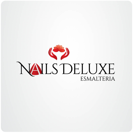 Identidade Visual do Nails Deluxe