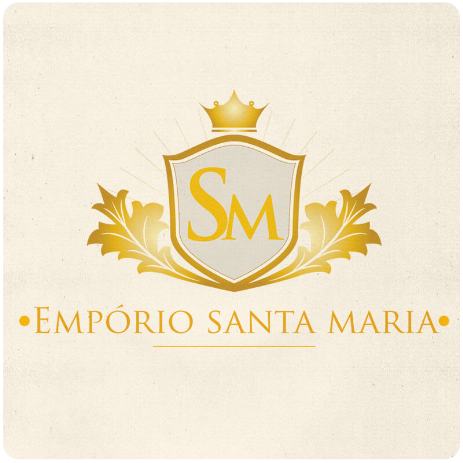 Identidade Visual do Empório Santa Maria